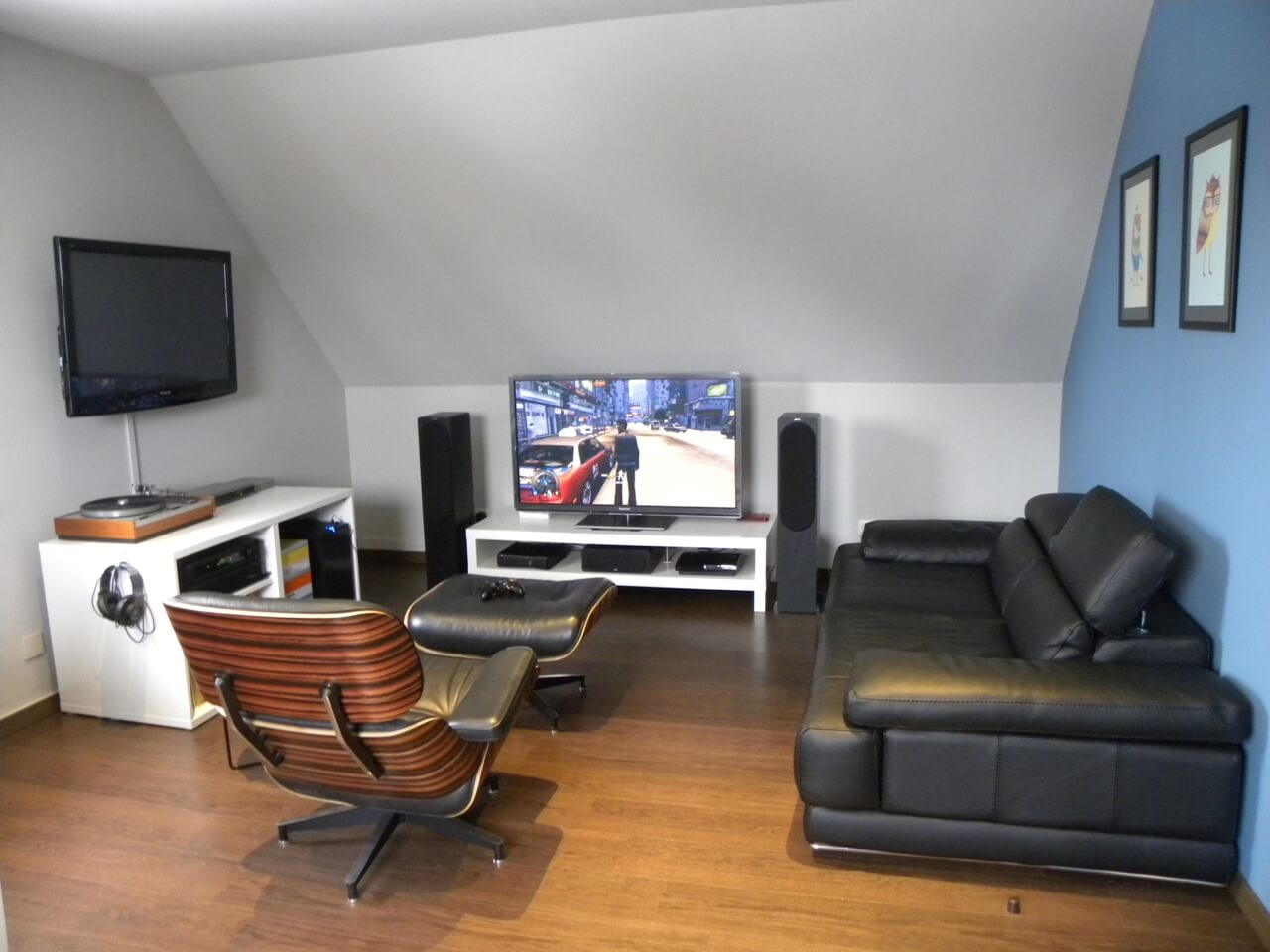 Gaming Room Designs 8