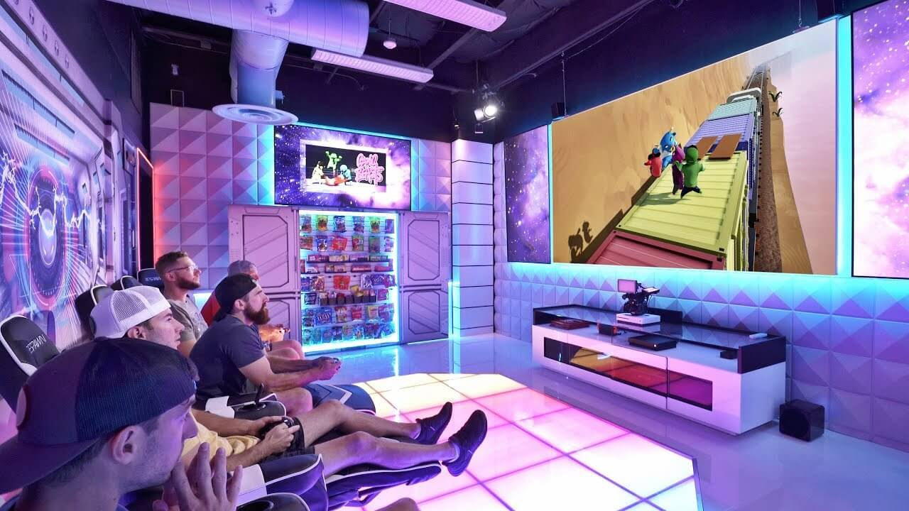 Gaming Room Designs 9
