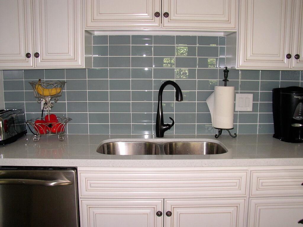 Image of: Top 15 Kitchen Backsplash Design Trends For 2020 The Architecture Designs