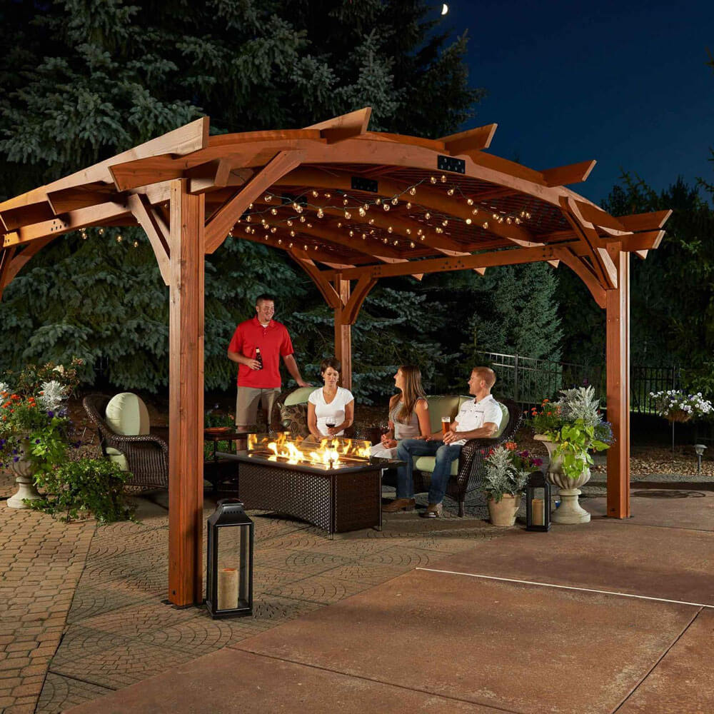 20 Best Pergola Design Ideas for the Backyard - The ...