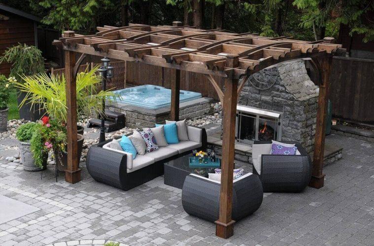 20 Best Pergola Design Ideas For The Backyard The Architecture