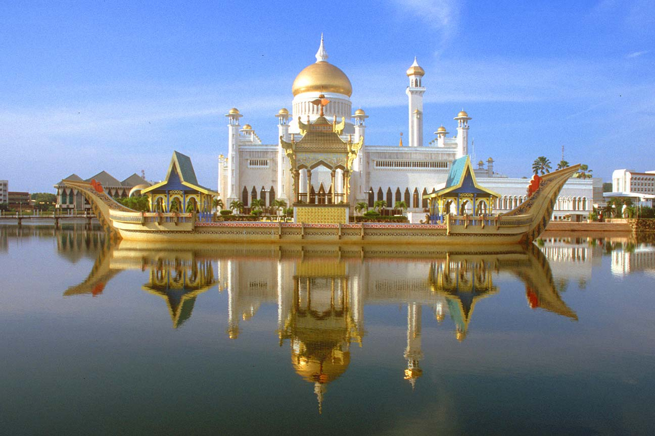 Sultan Umar Ali Saifuddin Mosque