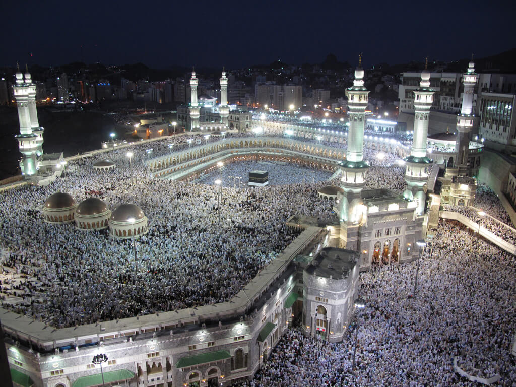 The Sacred Mosque of Makkah