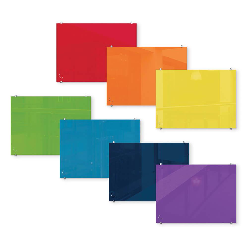 colored glass board 6