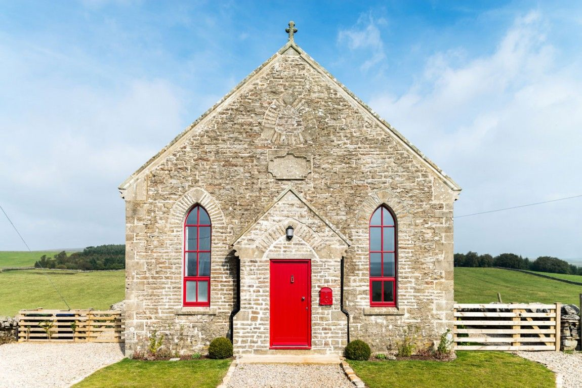 Chapel Conversion in Middleton-in-Teesdale, England