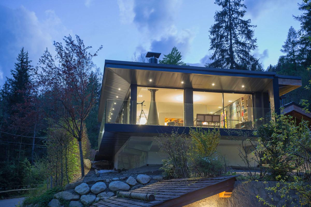 Modern Chalet in Les Houches, France
