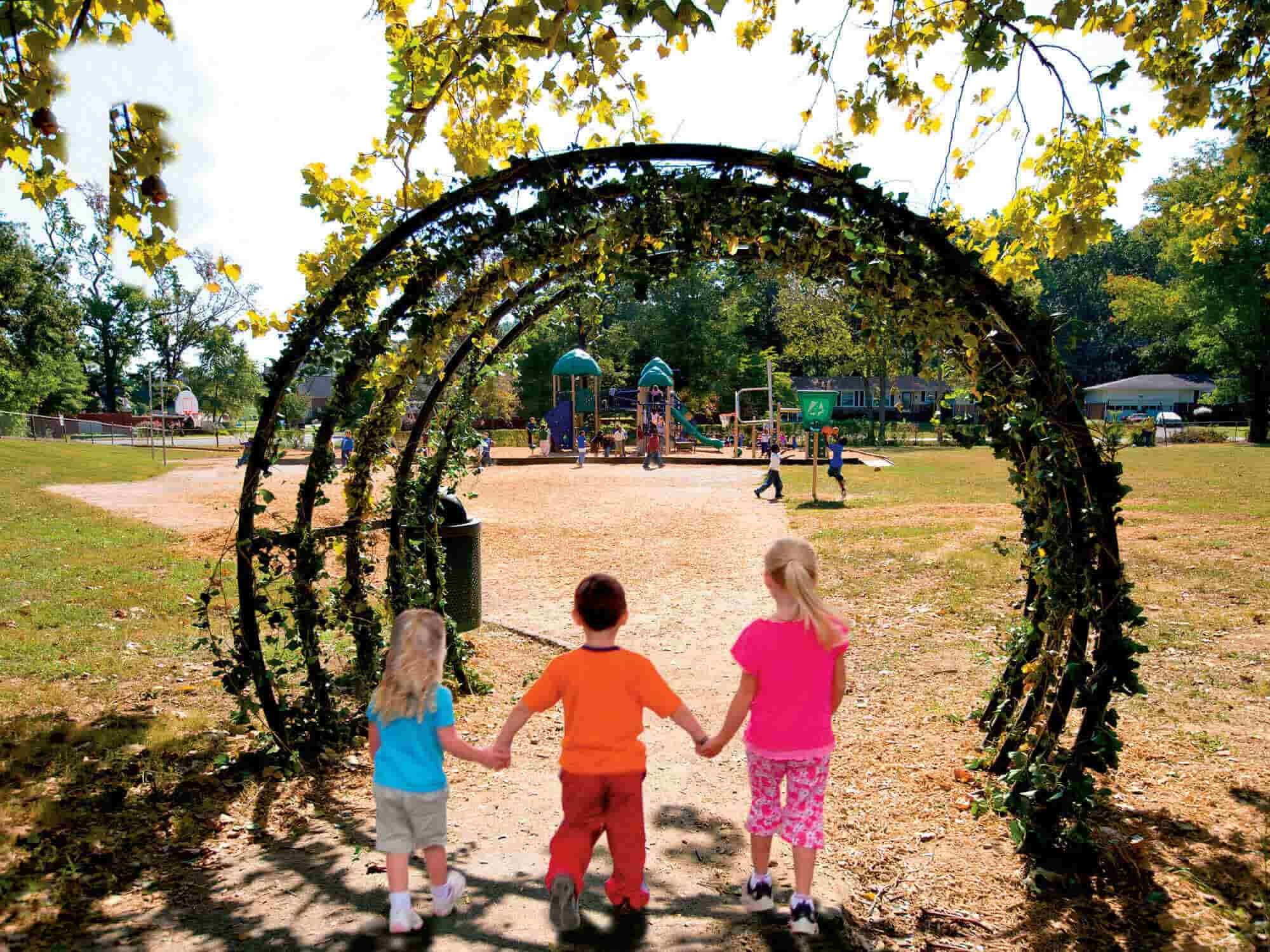 Play Spaces for Children