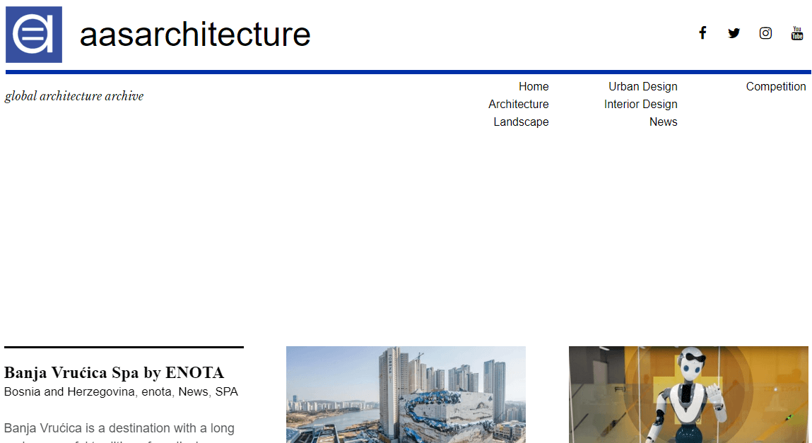 aas architecture