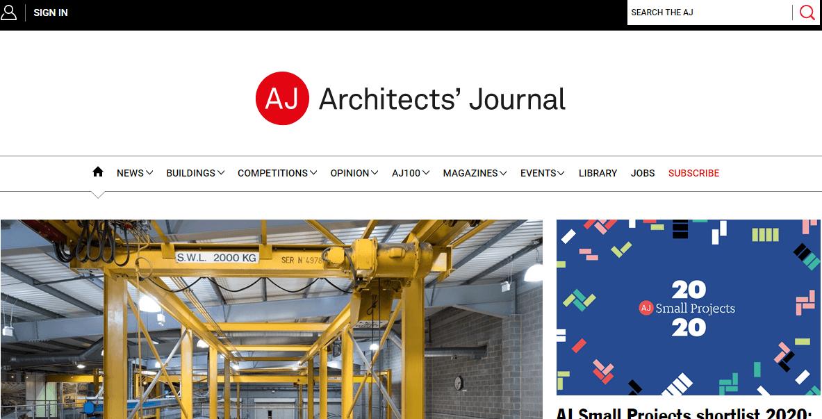 architect jurnal