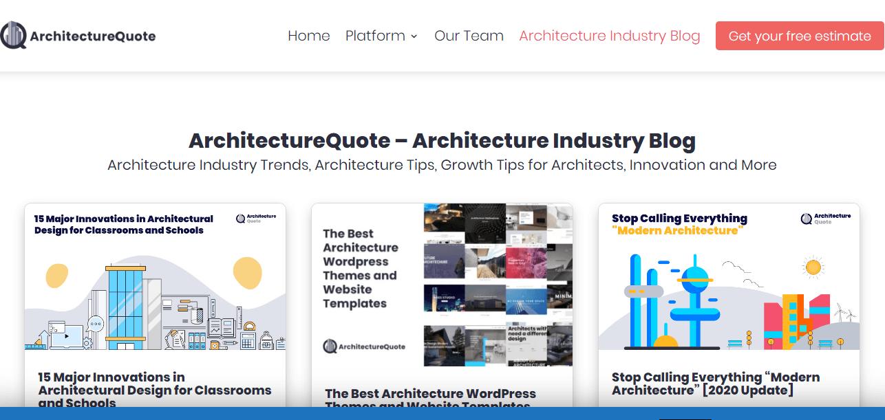 architecture quote