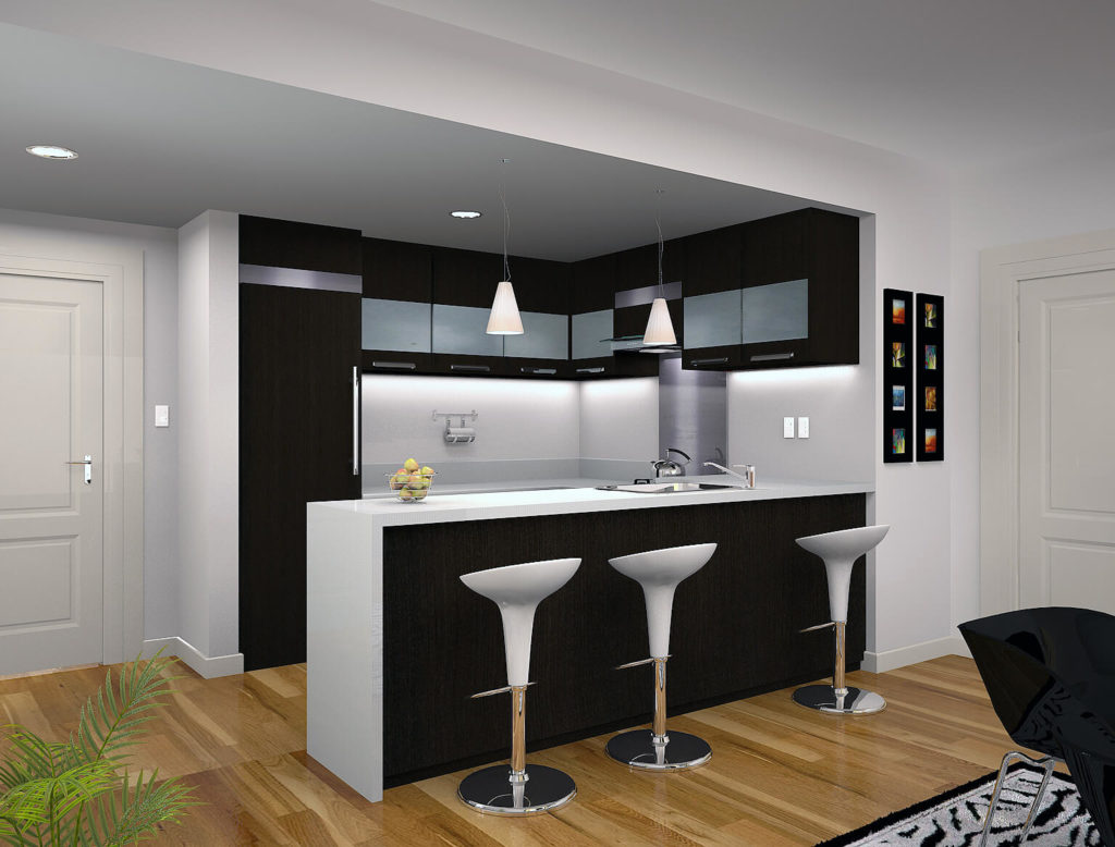 condominioum interior