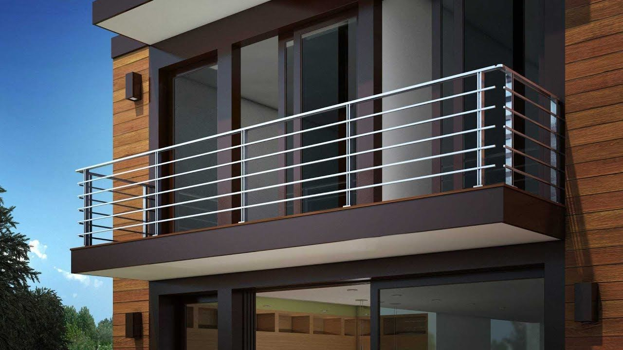 Most Beautiful Grill Design For Balcony And Terrace