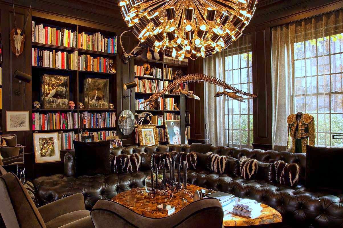 Home Library Design
