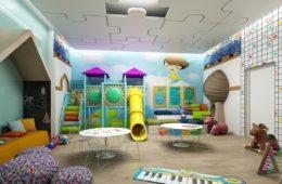 kids playroom design