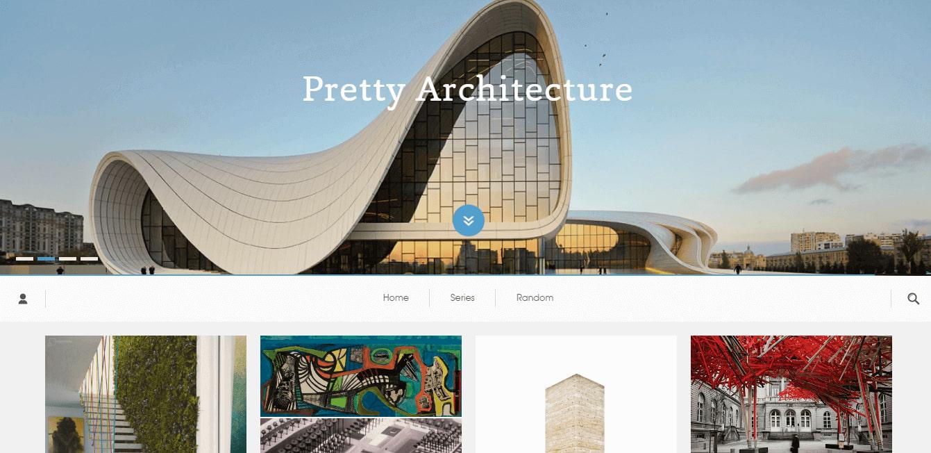prity architecture