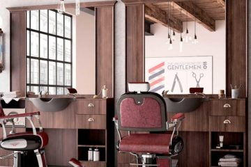 Salon Interior Decorating