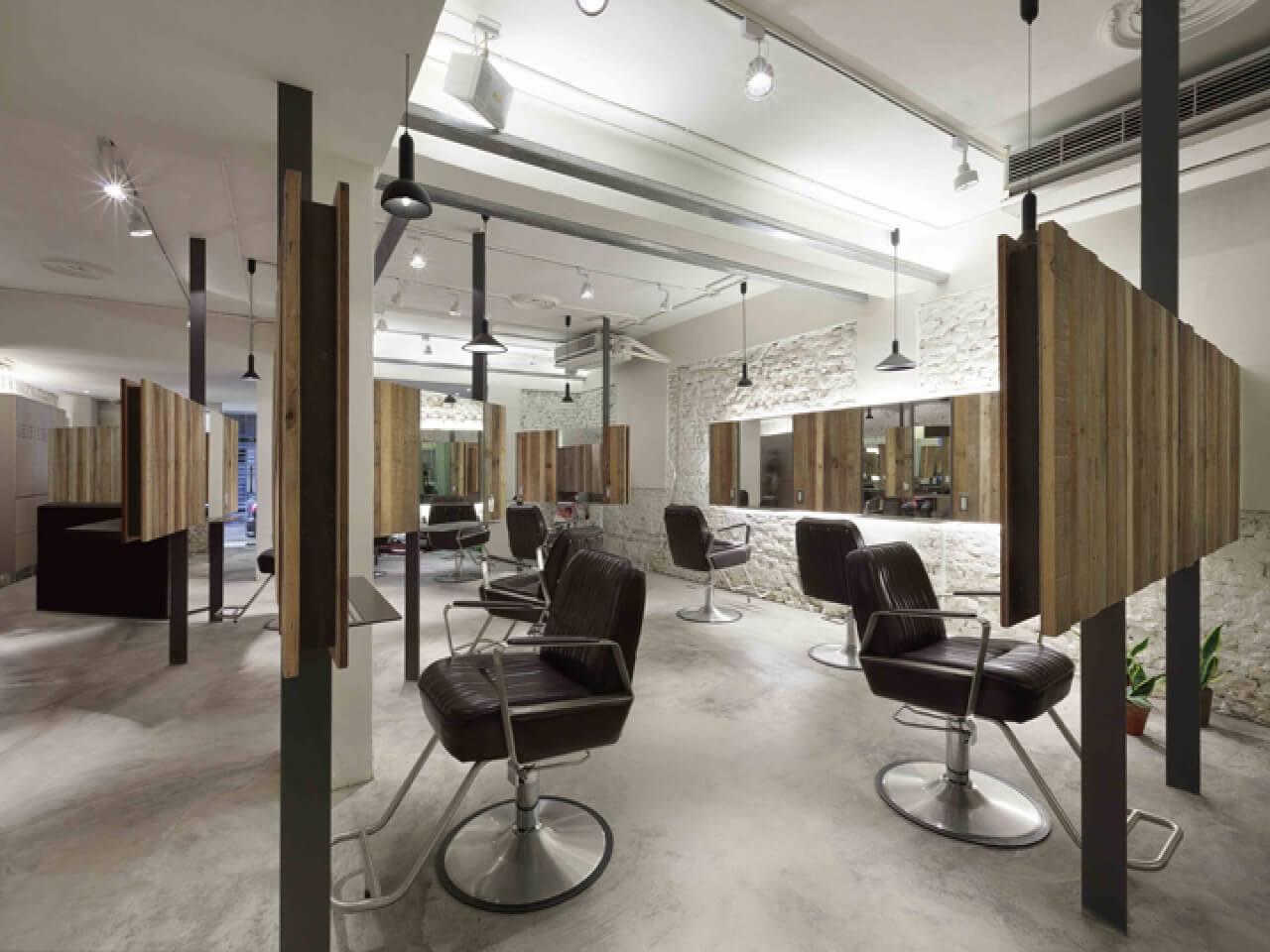 Salon Interior Decorating