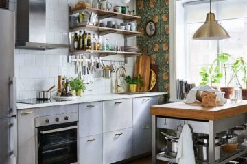 small kitchen design for small home