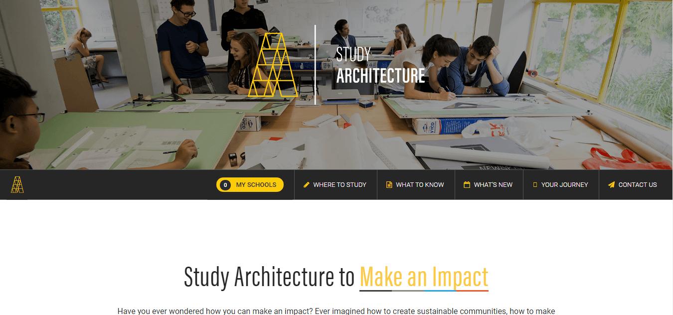 study architecture
