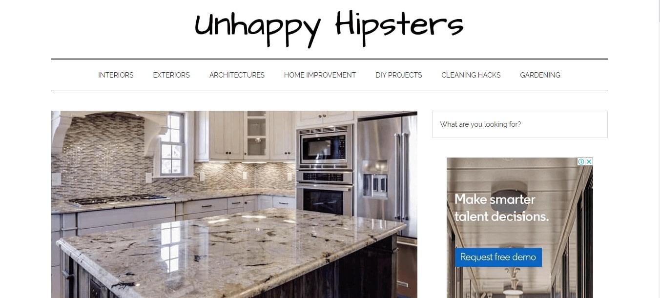 unhappy hipseres