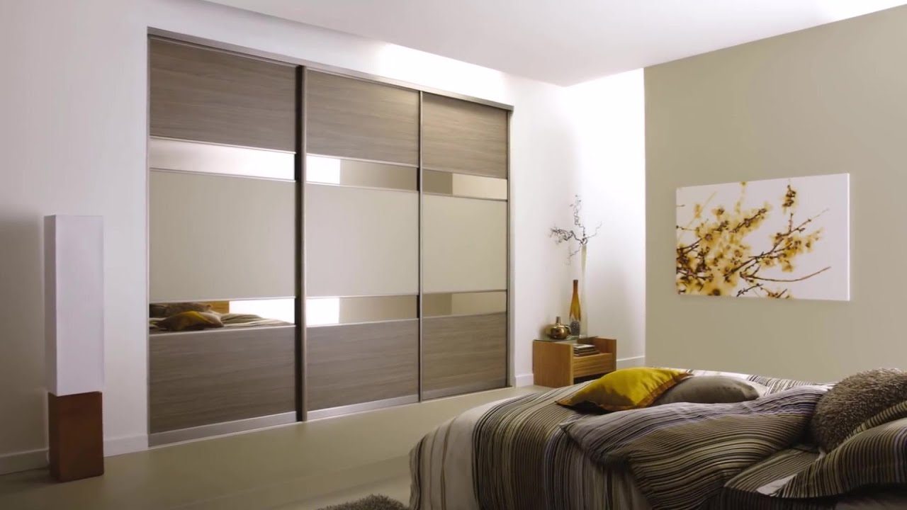 Most Beautiful Wardrobe Design Ideas for Your Bedroom