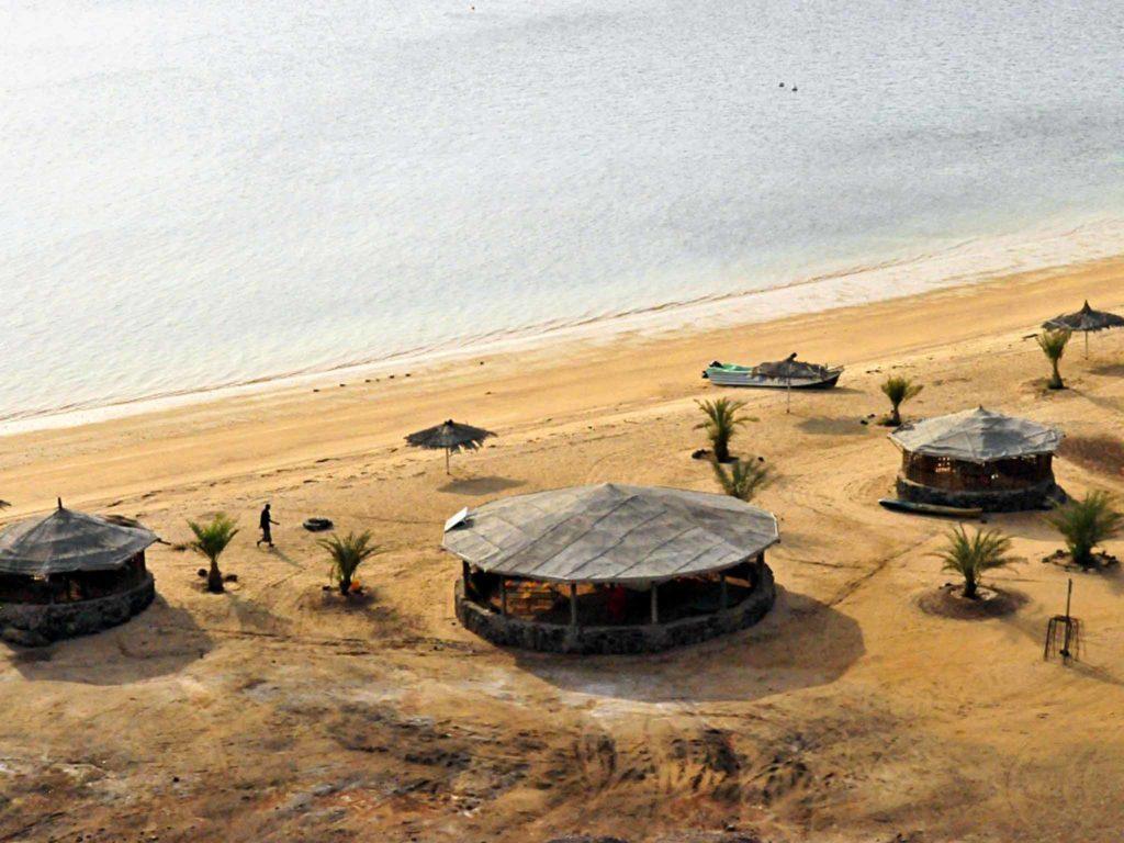 Afar huts