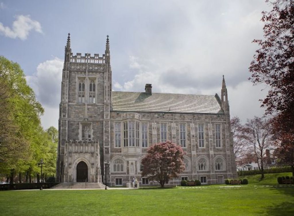 Boston-college-Irish-library