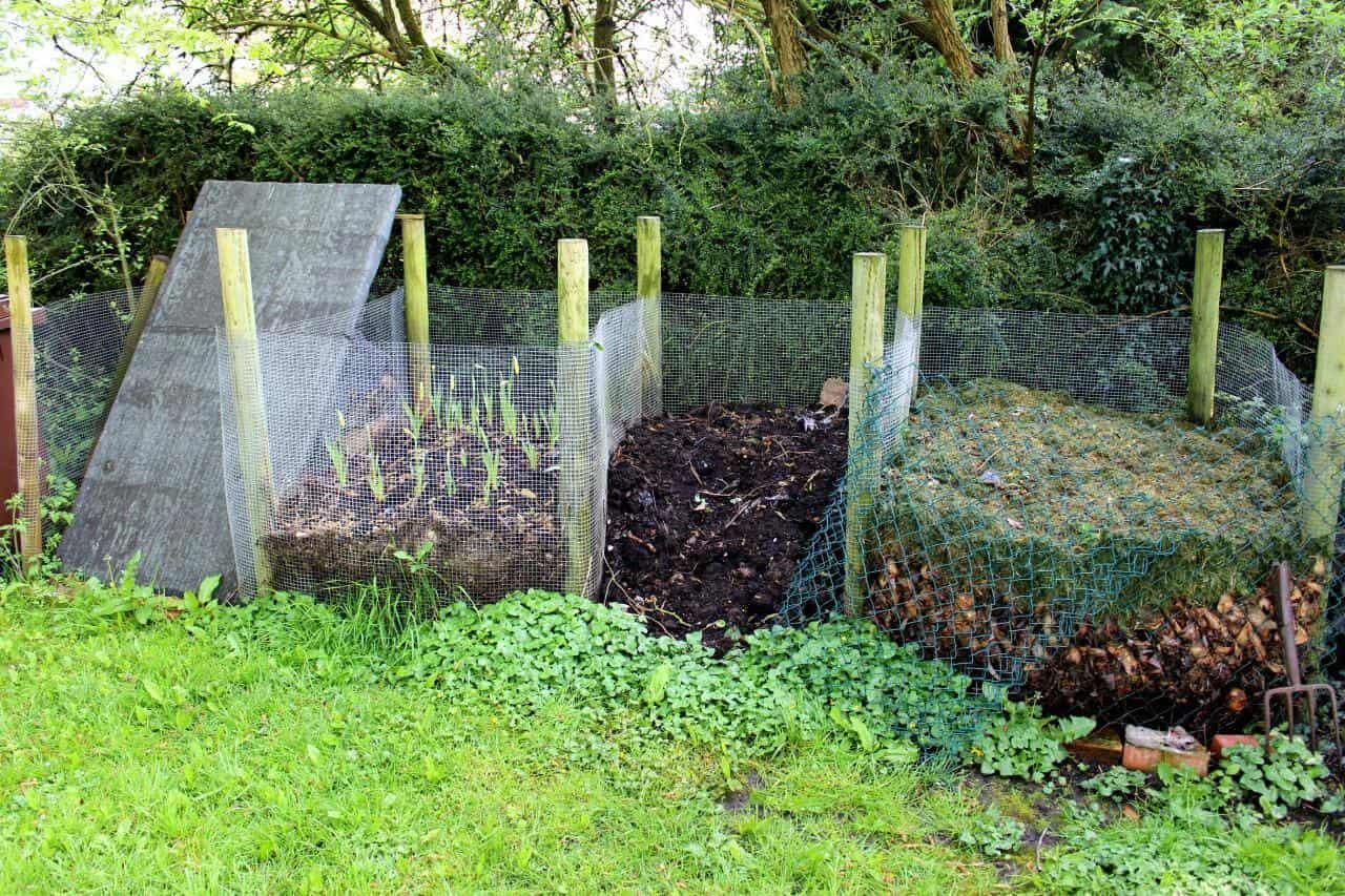Compost Bin For Garden