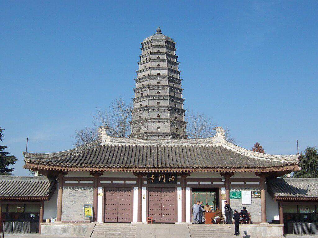 Famen Temple, Xi'an