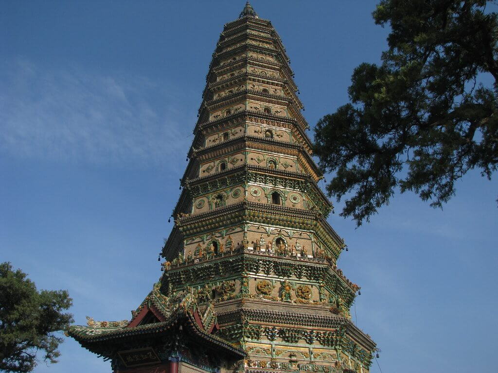 Feihong Flying Rainbow Pagoda