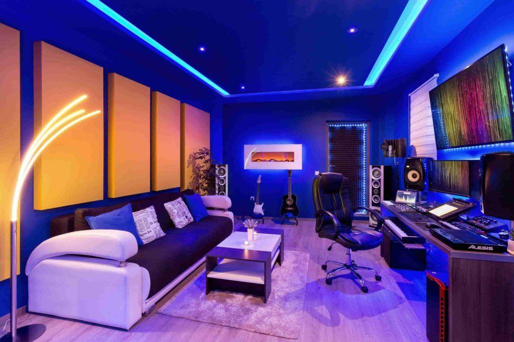 Best Home Gaming Room Setup Design Ideas
