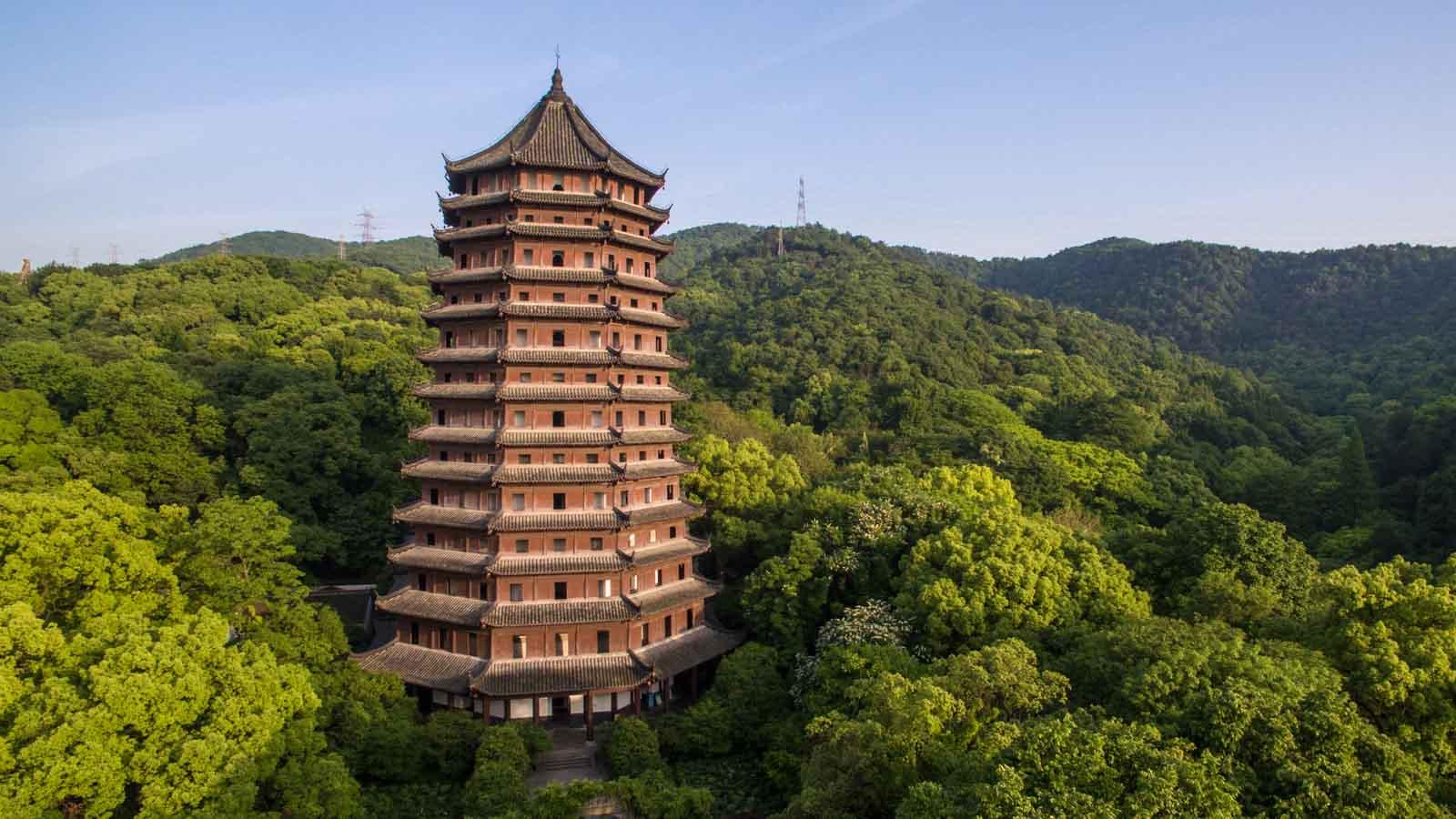 Liuhe Six Harmonies Pagoda