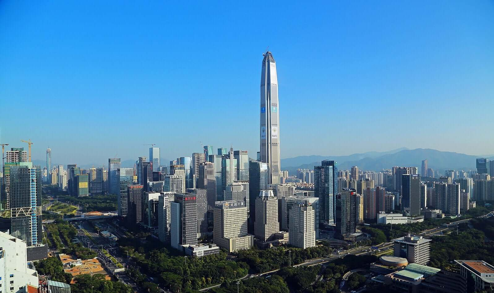 Ping An IFC, Shenzhen