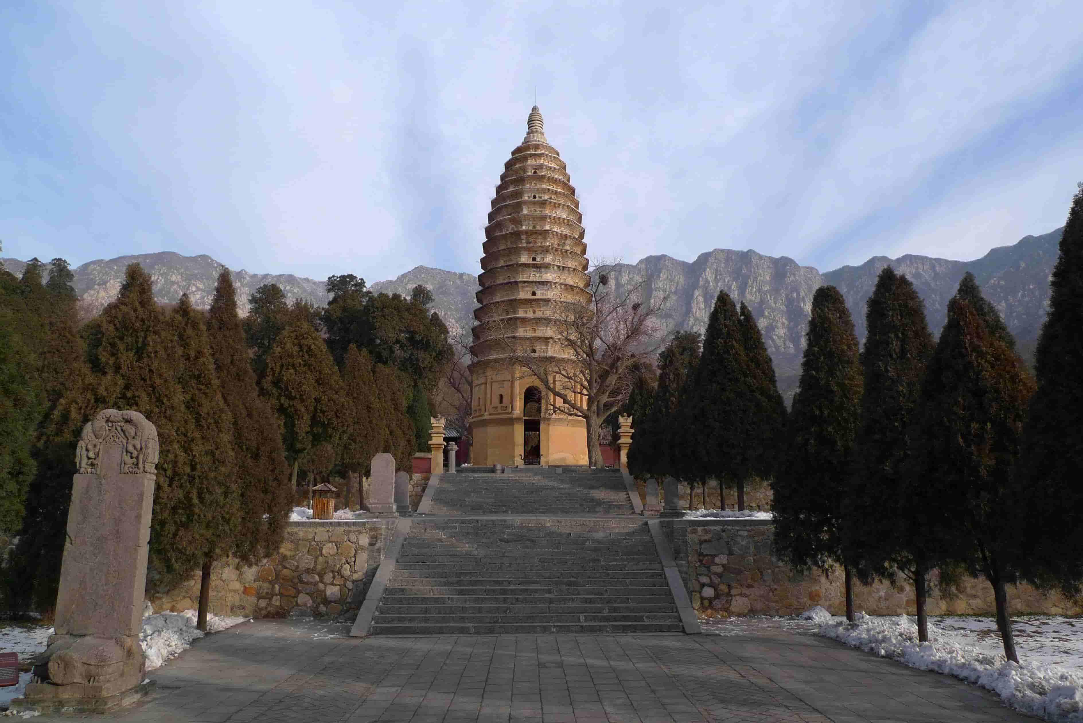 Songyue Pagoda