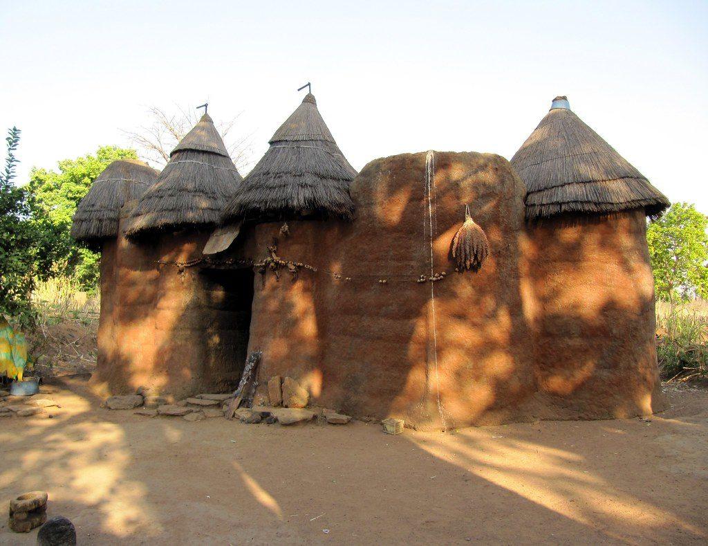Tata-Somba houses