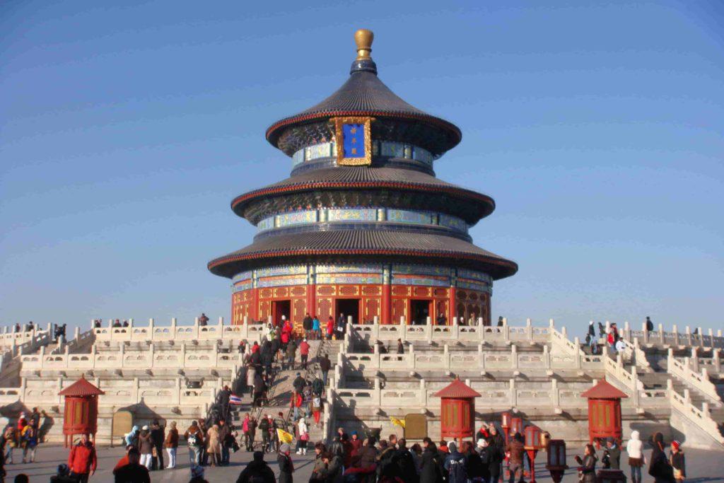 The Temple of Heaven, Beijing
