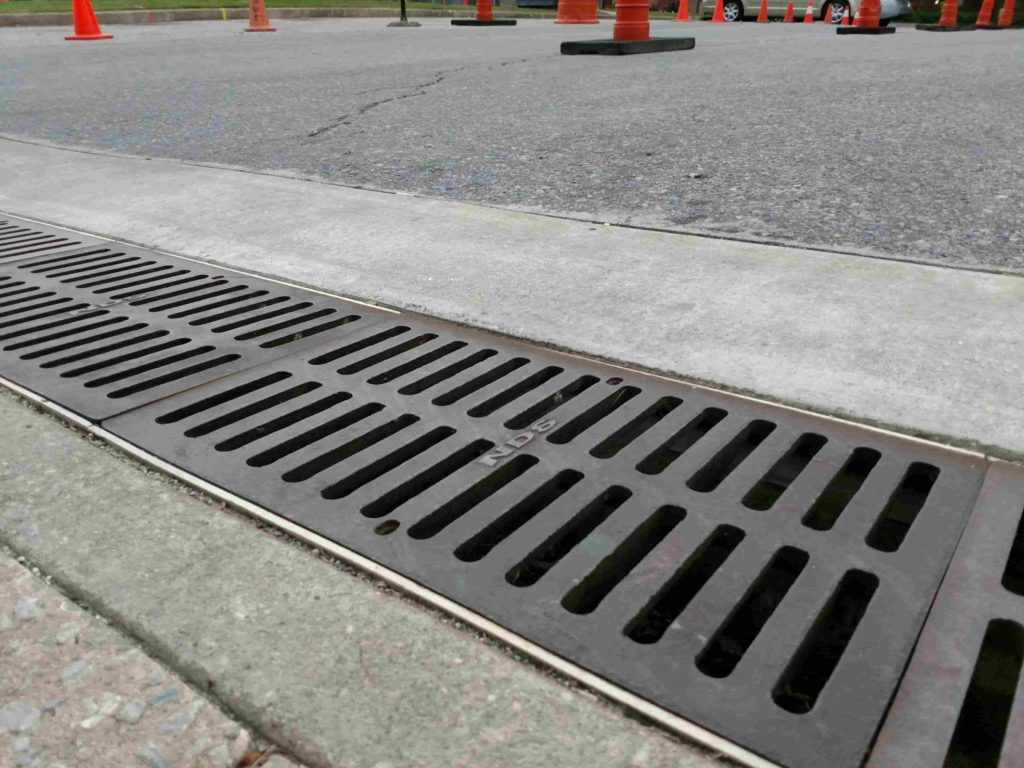 Uses of Trench Drains