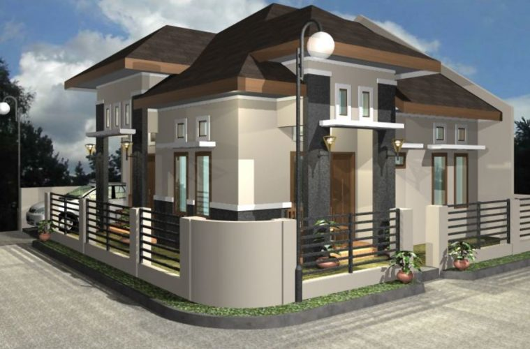 Best Ideas Of Outside Elevation Corner House Design