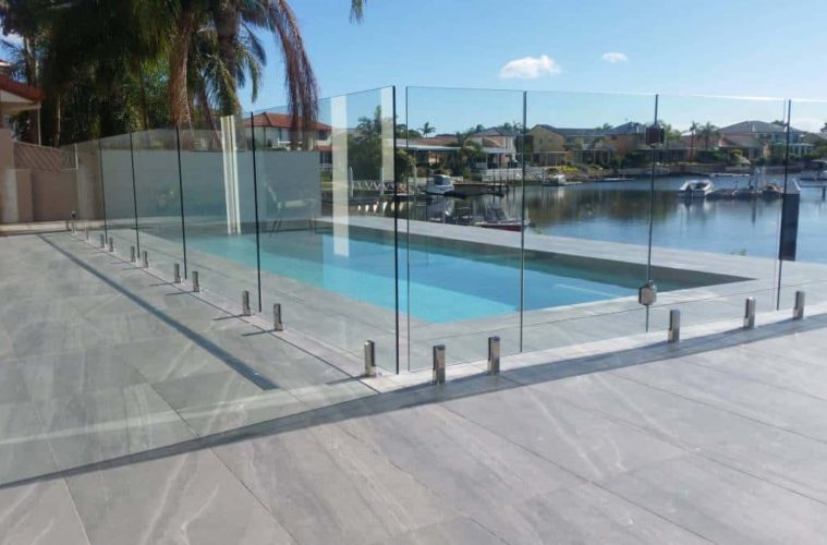 Diy Guide To Glass Pool Fencing Gold Coast The Architecture Designs
