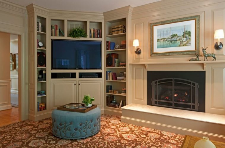 Stylish And Fill An Empty Living Room Corner Design Ideas