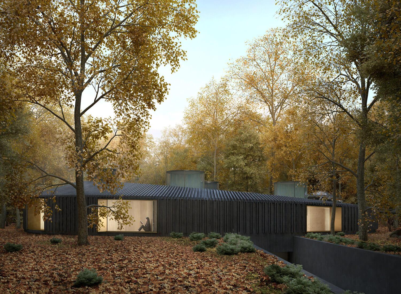 marchi architects woodhouse