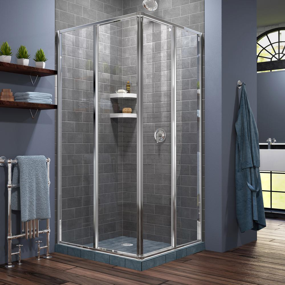 type of shower