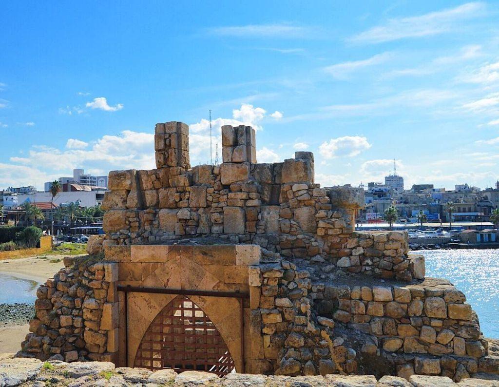 Castle of Love in Lebanon