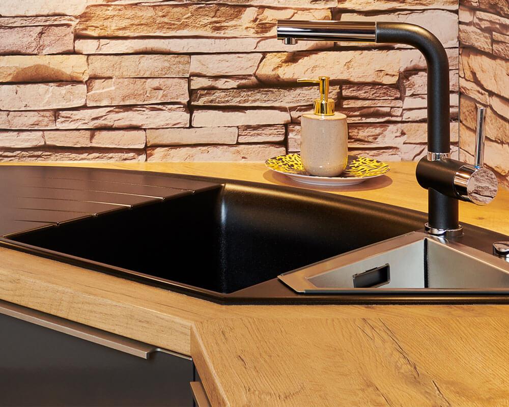 Corner-Kitchen-Sink