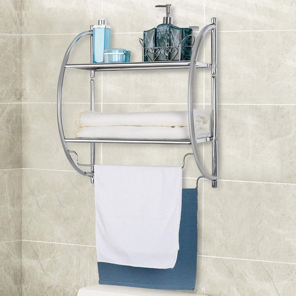 Saving Space In Bathroom