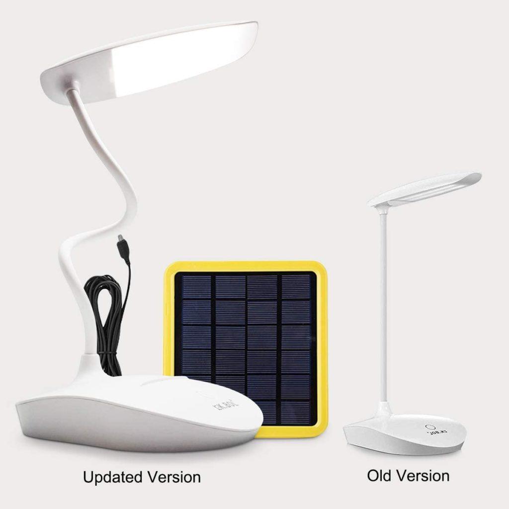 Solar Light Lamp 3