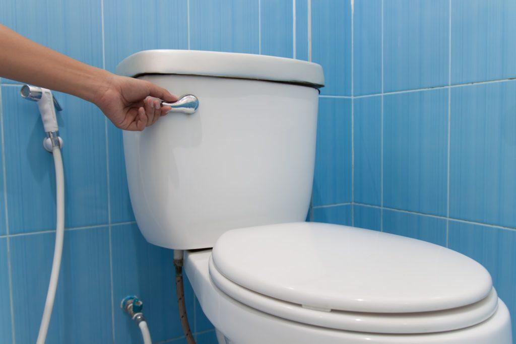 bathroom leaner for long time