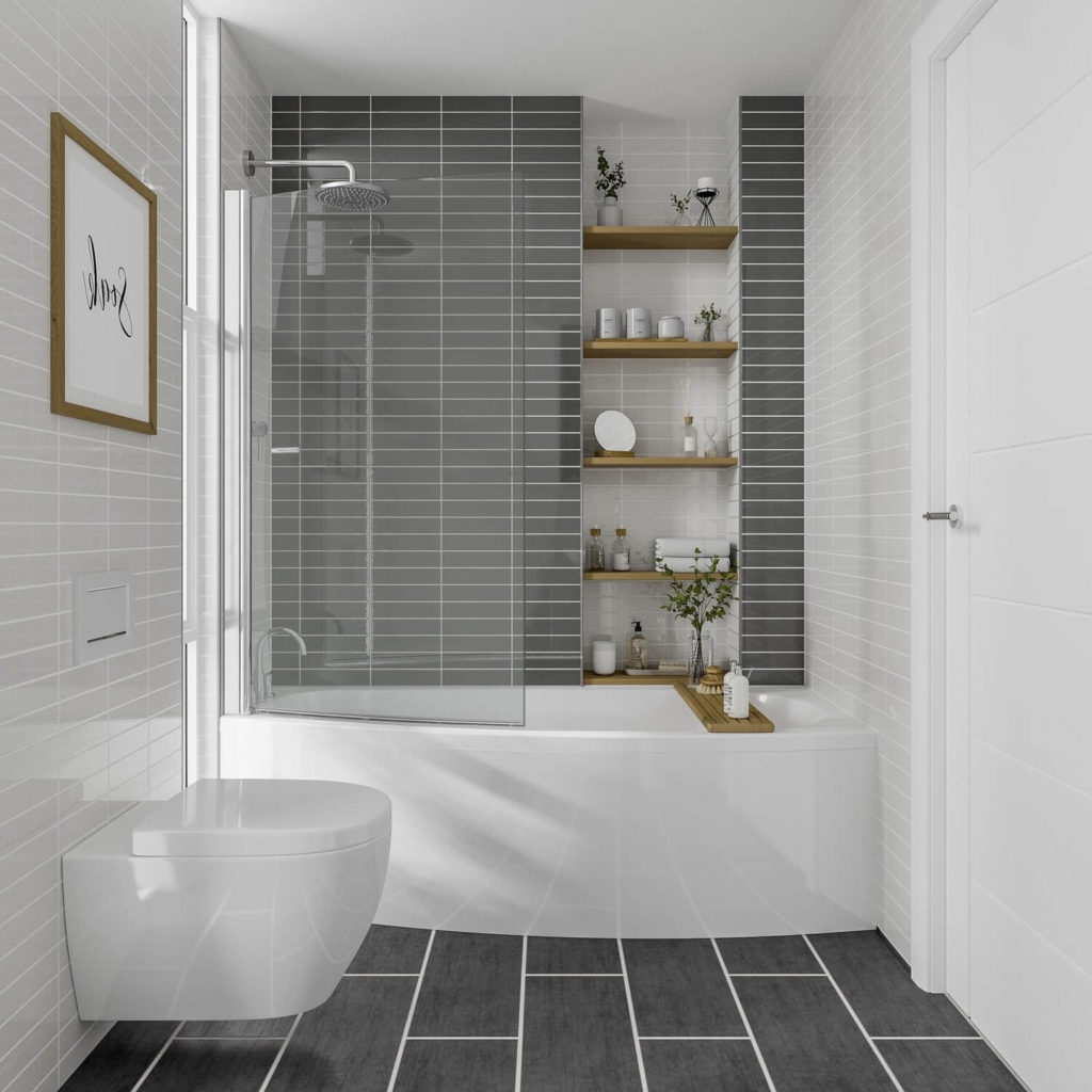 bathroom space