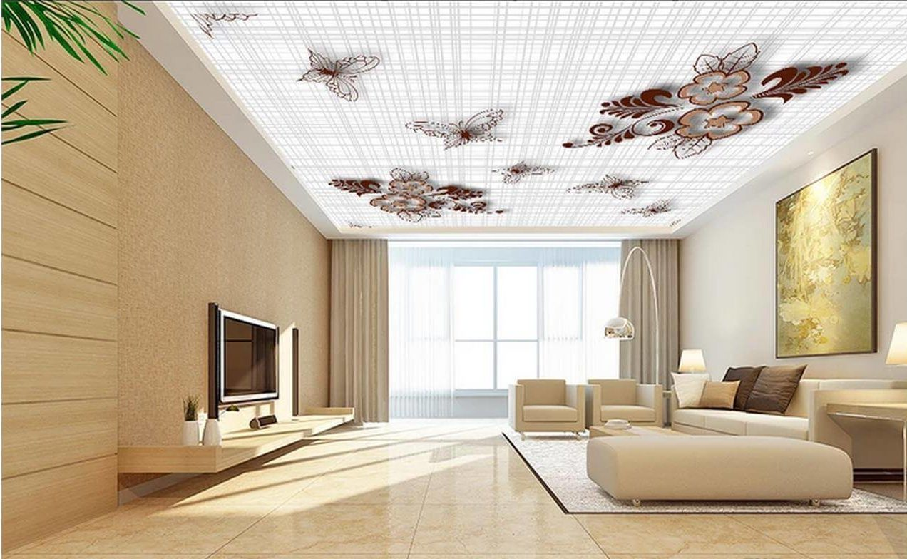 Stunning Ceiling Wall Design to Decorate Your Home - The ...