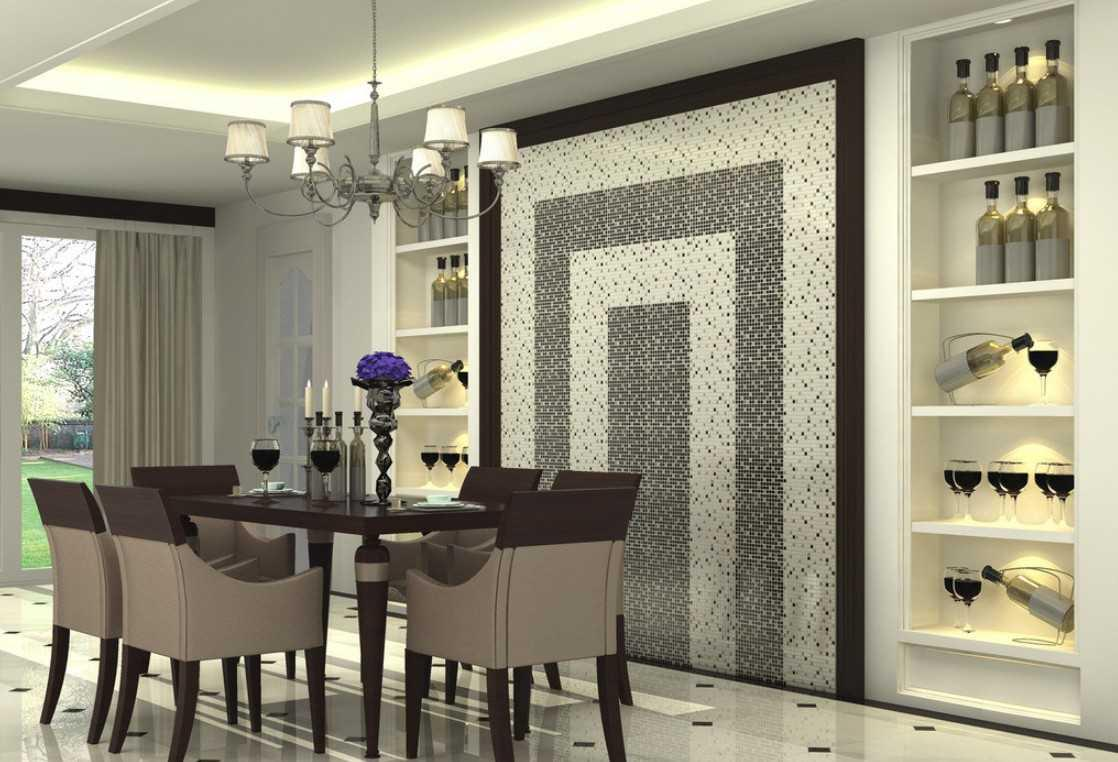 15 Best Way To Decorate Your Dining Room Wall